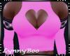*Gayle Pink Top