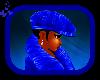 FOXY'S BLUE HAT&HAIR