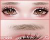 眉毛. Eyebrow Grimes.