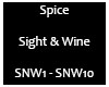 Spice - Sight & Wine
