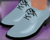 Couple Blue Shoes Male