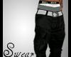 baggy spades jeans
