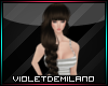 Violet Hair - Pelo