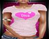 {MD} Diva Tee