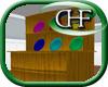HFD Plate Cabinet