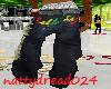 Rasta4Life Baggy