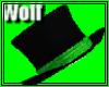 Mini Black/Toxic Green