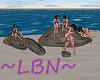 ~LBN~ Beach Rocks v1