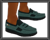 AS Green Loafers