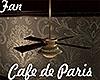[M] Cafe Paris Fan