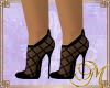 *M Makira Black Shoes