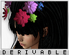 0 | Spring Hair Flowers