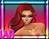 iAB| Red Irina Hair