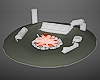 Ancient Ruins Fire Pit