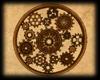 Steampunk- Hollow Rug