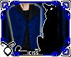 Blue Peacoat
