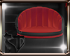 Small armchair red