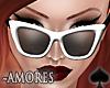 Cat~ Amores B&W Shades.F