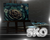 *SK*Fractal Couple Art