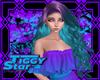 |TS| Mermaid Curls