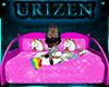 [BL]Portable Bed Unicorn