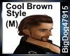 [BD] CoolBrownStyle(M)