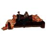 Gryffindor couch
