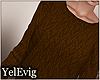 [Y] Lana sweater brown