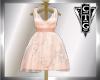 CTG SUMMER PEACH DRESS