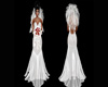 FORM FIT WEDDING DRESS