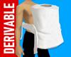 Toilet Roll Pillow