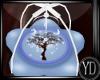BABY BLUE TREE PLAYMAT