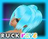 -RK- Rave Hair Aqua Oz