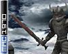 Dark Knight Back Sword