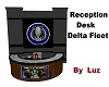 Reception Desk  Delta