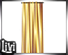 Deluxe Gold Curtains