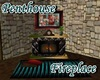 ~G~ Penthouse Fireplace