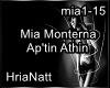 Mia Montérna Ap'tin Ath