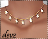! Stars Necklace