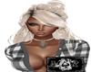Tessa Blond Long