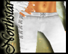 ~NS~ Scout white pants