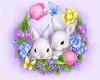 Kids Bunny Table