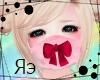 R| Cute Mask + Bow 2