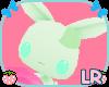 [L] Sweet Mint Bunny