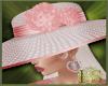 LS~Pink Hearts Hat