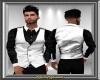 White Vest w Shirt