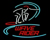 Neon Wave Rider