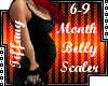 6-9 Month Belly Scaler
