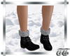 Gayle White Boots