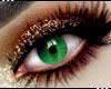Real olhos verde